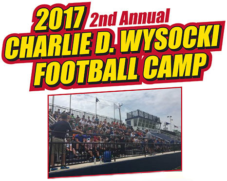 2nd annual Charlie D. Wysocki Football Camp